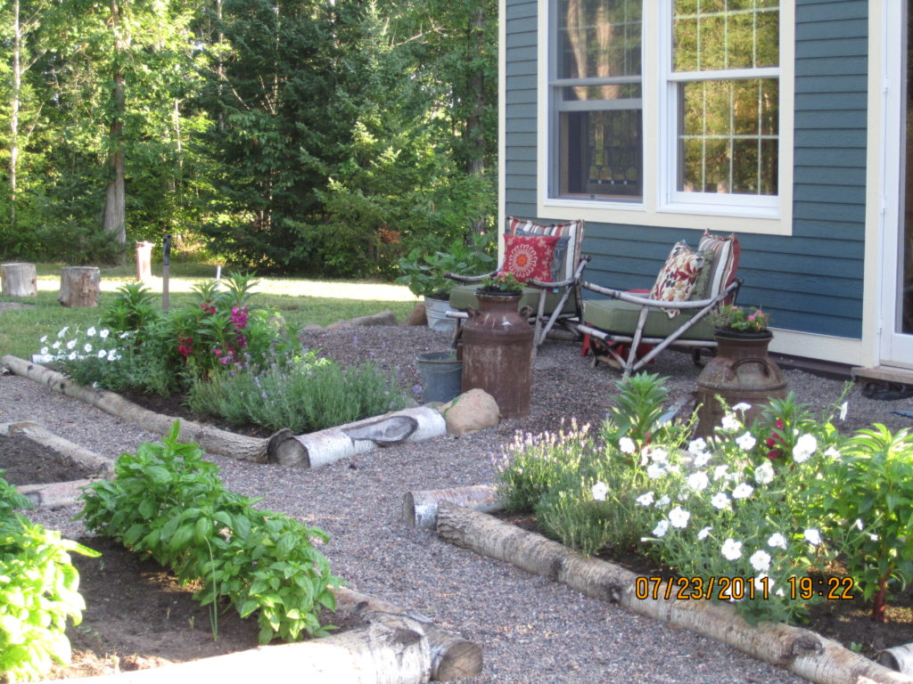 Creating an affordable garden from scratch entry 3 or for Creating a kitchen garden